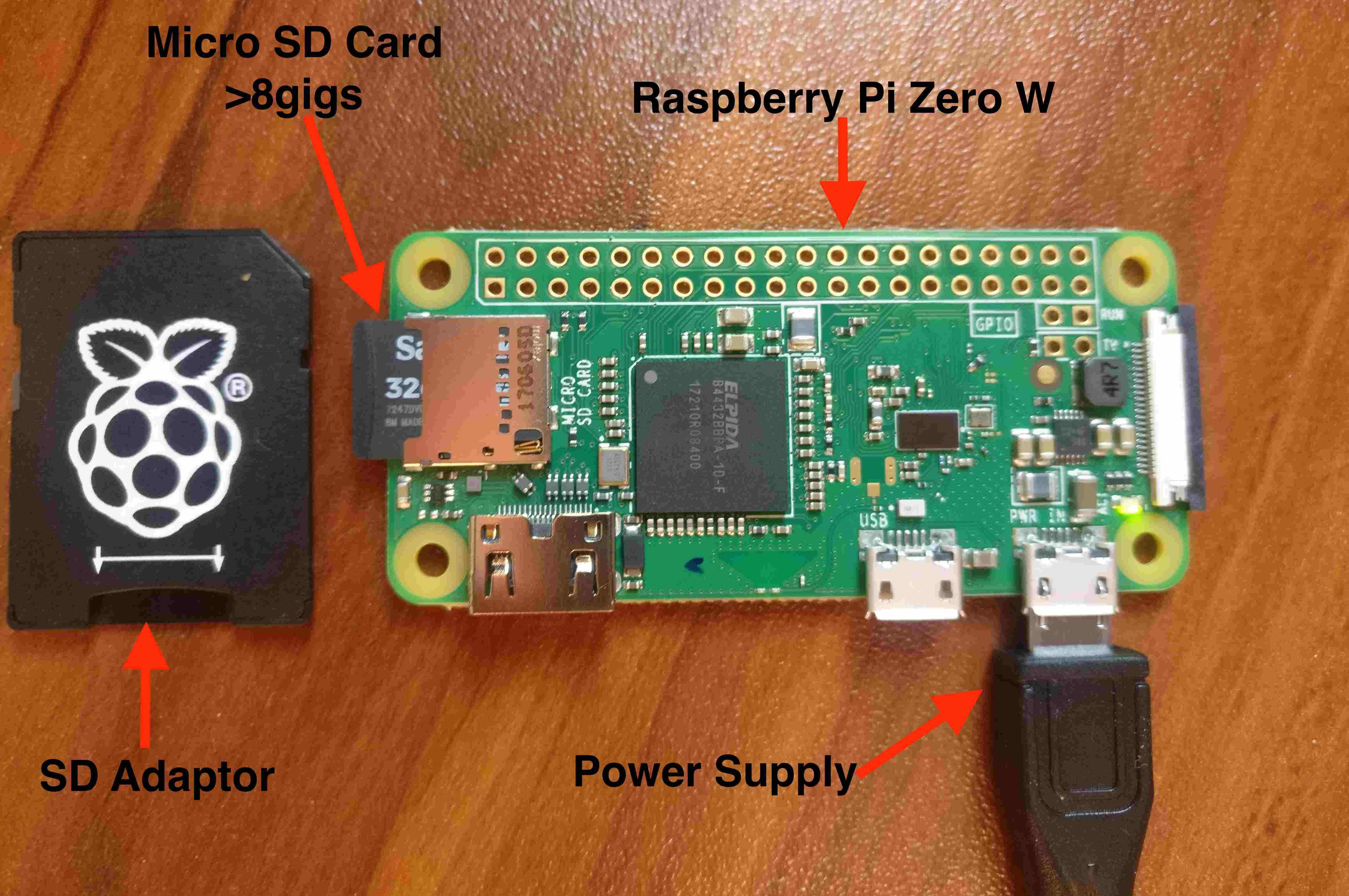 Setting up Pi-Hole on a Raspberry Pi Zero W using SSH