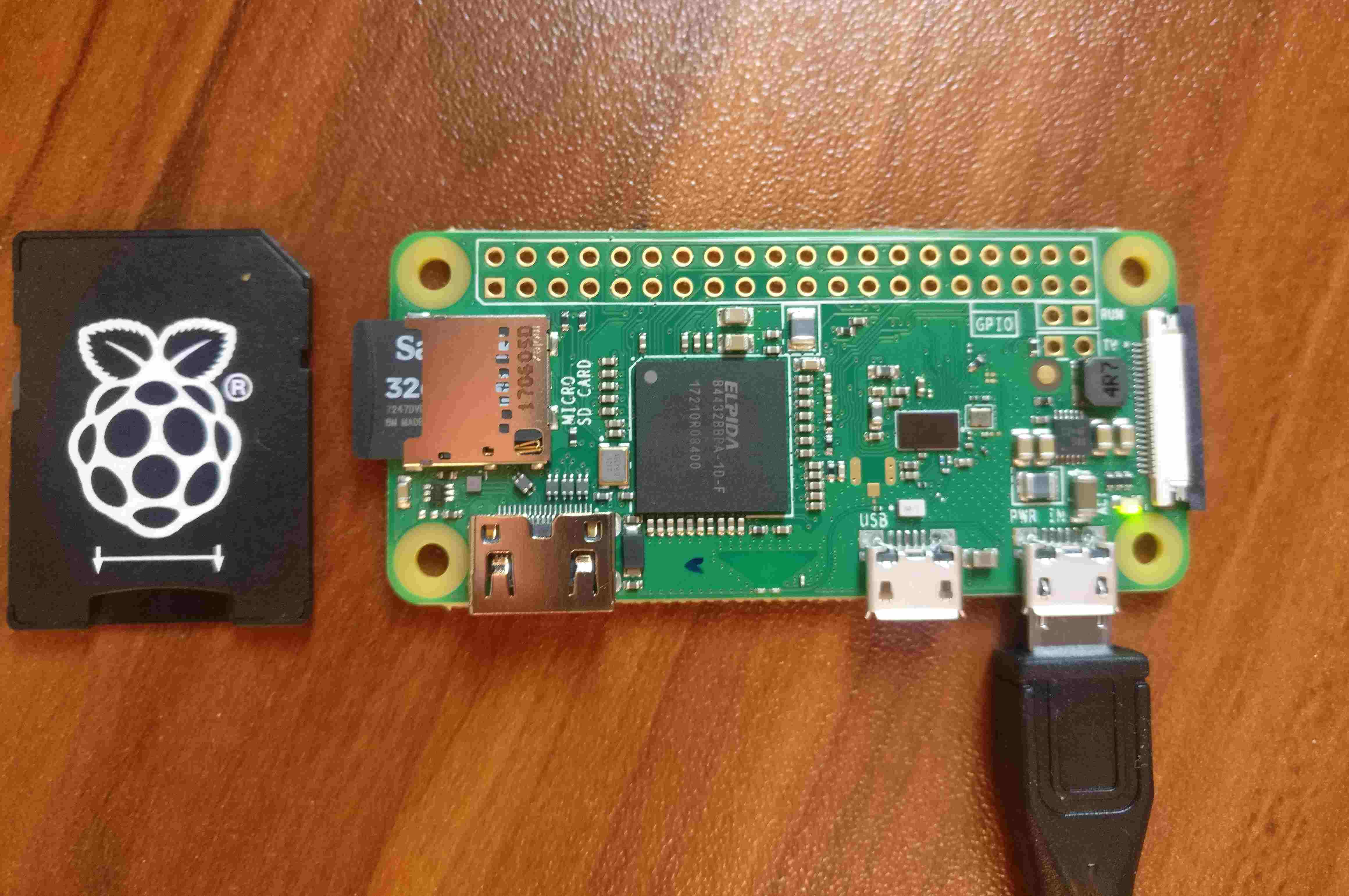 Setting up Pi-Hole on a Raspberry Pi Zero W using SSH